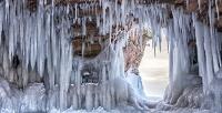 <b>Скидка до 50%.</b> Автобусный тур вКунгурскую ледяную пещеру «Новогодний караван Деда Мороза» сэкскурсионной программой оттуристического агентства «Калина»