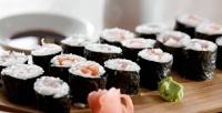 Суши-сеты отресторана доставки OishiSushi соскидкой50%