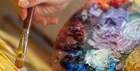 <b>Скидка до 74%.</b> Посещение мастер-класса порисованию «Рисуем за3часа» или Point-to-Point вхудожественной студии «Август-Арт»