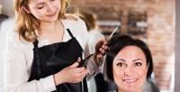 <b>Скидка до 77%.</b> Мужская или женская стрижка, уход заволосами, окрашивание, создание долговременной укладки или прикорневого объема вцентре красоты Top