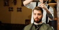 <b>Скидка до 50%.</b> Мужская или детская стрижка, стрижка бороды всети барбершопов Wrong Barbershop