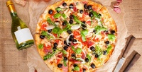 <b>Скидка до 50%.</b> Пицца, мексиканская еда, бургеры откафе Lawazza Pizza соскидкой50%