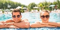 <b>Скидка до 50%.</b> Посещение бассейна для взрослых или детей вбудние либо выходные дни врезиденции «8Авеню»