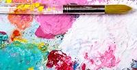 <b>Скидка до 51%.</b> Посещение мастер-класса порисованию акрилом иакварелью или участие варт-вечеринке варт-мастерской Picasso