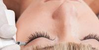 <b>Скидка до 70%.</b> Перманентный макияж бровей, век, губ или ламинирование ресниц всалоне красоты «Эллада»