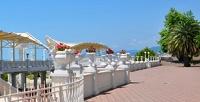 <b>Скидка до 50%.</b> Отдых вСочи наберегу Черного моря вномере категории навыбор вотеле Papaya Park Hotel