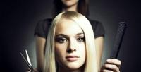 <b>Скидка до 65%.</b> Женская стрижка, окрашивание, мелирование, завивка илечение волос встудии-парикмахерской Luxe Style