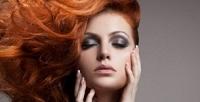 <b>Скидка до 81%.</b> Мужская, женская или детская стрижка, коррекция бороды или усов, полировка, окрашивание, ламинирование, экранирование, кератиновое выпрямление волос всалоне красоты «Красотка»