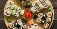 Роллы, сеты, лапша Wok исупы вкомпании Good Roll. <b>Скидкадо60%</b>