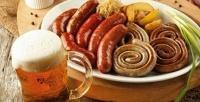 Всё чешское пиво именю кухни вчешском ресторане Budweiser Budvar. <b>Скидка50%</b>