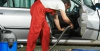 Полная химчистка салона автомобиля отавтомойки Garage (2500руб. вместо 5000руб.)