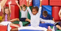 <b>Скидка до 75%.</b> До7занятий всети детских спортивных клубов «Дети Fit»