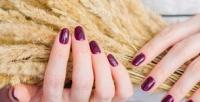 <b>Скидка до 64%.</b> Маникюр ипедикюр свыравниванием ногтей ипокрытием гель-лаком встудии красоты «Золотые руки»