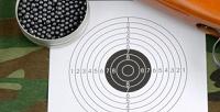<b>Скидка до 55%.</b> 1час стрельбы изпневматического оружия иарбалета встрелковом тире «Комбат»