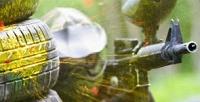 Игра впейнтбол накрытой площадке спрокатом оборудования изащитной экипировкой вклубе «Легион» (940руб. вместо 2000руб.)
