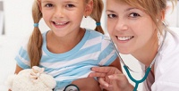 <b>Скидка до 50%.</b> Консультация педиатра или детского гастроэнтеролога всети многопрофильных медицинских центров «Репромед»