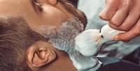 <b>Скидка до 51%.</b> Мужская или детская стрижка, моделирование бороды вбарбершопе «Москва»