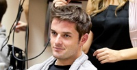 <b>Скидка до 55%.</b> Мужская, детская стрижка иоформление бороды впарикмахерской «НаКрупской, 107»