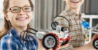 <b>Скидка до 62%.</b> Занятия полего-анимации, программированию или робототехнике вдетском клубе «Легоклуб»