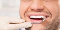 <b>Скидка до 90%.</b> Комплексная чистка зубов, отбеливание, лечение кариеса сустановкой пломбы либо панорамный снимок встоматологии Demokrat