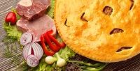 Доставка домашних пирогов ссытными исладкими начинками отпекарни «Домашние пироги» соскидкой60%
