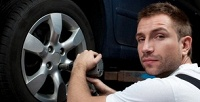 <b>Скидка до 67%.</b> Шиномонтаж 4колес автомобиля срадиусом диска отR12 доR19 от«Автосервиса наСенной»