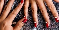 <b>Скидка до 64%.</b> Европейский или классический маникюр ипедикюр спокрытием гель-лаком либо Vinylux, наращивание ногтей всалоне BeautyChiki