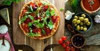 Доставка пиццы с компанией «Пирог 77». <b>Скидка до 70%</b>