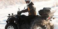 <b>Скидка до 60%.</b> Заезд наквадроцикле попрограммам «Лесная прогулка», «Экстрим» или «Форсаж» откомпании «Квадро Сафари»