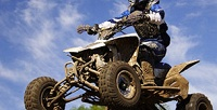 <b>Скидка до 76%.</b> Заезд наквадроцикле помаршруту «Лесной релакс» или «Драйв» откомпании «Веселуха»