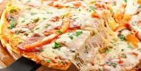 Всё меню пицц отслужбы доставки «Иван Pizza» соскидкой50%