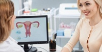 <b>Скидка до 90%.</b> Комплексное гинекологическое обследование сУЗИ органов малого таза иПЦР-диагностикой вклинике «Иломед»