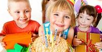 Празднование дня рождения для компании до12детей вдоме квестов иразвлечений «Втайне» (1500руб. вместо 3000руб.)