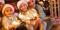 <b>Скидка до 50%.</b> Индивидуальная, детская или семейная новогодняя фотосессия отфотостудии FotoRoom