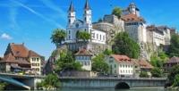 Автобусный тур поШвейцарии спроживанием, завтраками иэкскурсионной программой (32500руб. вместо 46430руб.)