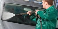 Комплексная мойка ихимчистка любого автомобиля вавтокомплексе «Автобаня №1» (2500руб. вместо 5000руб.)