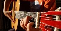 <b>Скидка до 70%.</b> Обучение игре наакустической или классической гитаре отшколы гитары «Мантра струн»