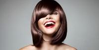 <b>Скидка до 90%.</b> Укладка, окрашивание, стрижка, уход заволосами, бразильское кератиновое выпрямление или восстановление волос всалоне красоты «Шарм»