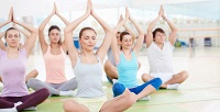 <b>Скидка до 67%.</b> 1или 3месяца занятий йогой встудии йоги Trini
