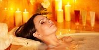 <b>Скидка до 50%.</b> 1или 2сеанса водного массажа, жемчужных ванн, фитобочки всалоне красоты «Ульяна»
