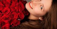 <b>Скидка до 82%.</b> Букет изтюльпанов, альстромерий, хризантем, орхидей, ирисов или роз