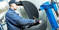 Шиномонтаж ибалансировка колес радиусом доR18в шиномонтаже наМоздокской. <b>Скидка до60%</b>