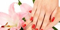 Маникюр, педикюр, наращивание ногтей испа-процедуры всалоне красоты Cosmo. <b>Скидкадо78%</b>
