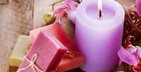 <b>Скидка до 55%.</b> Мастер-класс поизготовлению «Венецианских свечей» для взрослых идетей отстудии Ogonek