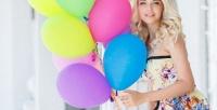 <b>Скидка до 55%.</b> Набор гелиевых или светодиодных шаров, композиция извоздушных шаров либо свадебное оформление шарами