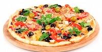 Доставка сета «Тайфун» либо пиццы отслужбы «Аппетит» со скидкой 50%