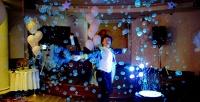 <b>Скидка до 51%.</b> Онлайн-проведение анимационной программы, поздравления сднем рождения, выступления фокусника, квеста, вечеринки навыпускной, семейного праздника откомпании Fancy Bubbles