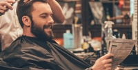 <b>Скидка до 50%.</b> Мужская или детская стрижка, моделирование, камуфляж бороды отбарбершопа Good Times