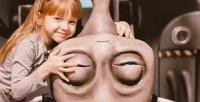 Билет наинтерактивную развлекательную шоу-выставку «Корпорация инопланетян» соскидкой50%