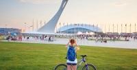 <b>Скидка до 55%.</b> Отдых вСочи вблизи достопримечательностей сарендой велосепедов вномере категории стандарт вгостевом доме «Ола»